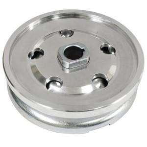 Empi 33-1041 Billet 12Volt Alternator/Generator Pulley, Outer Half W/Metal Inner
