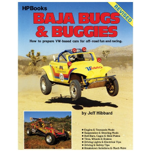 Building Baja Bugs & Buggies By Jeff Hibbard Shop Manual