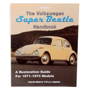 How To Restore 1971-1974 Super Beetles Shop Manual