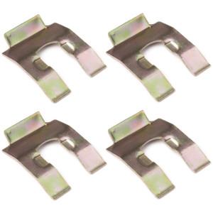 Steel Brake Hose Clip For Vw Bug-Bus-Ghia-Squareback, Set Of 4