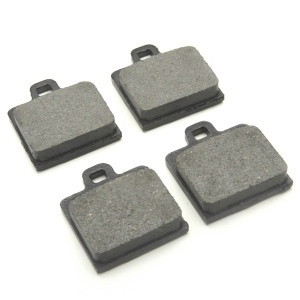 Single Pin Brake Pad Set For Vw Type 1 Bug/Ghia