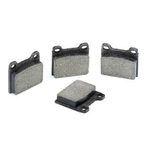 Dual Pin Brake Pad Set For Vw Type 1 Bug/Ghia - Late Type 3 Squareback