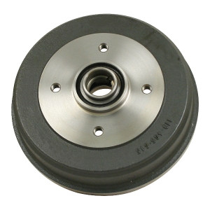 4 Lug Vw Front Brake Drum For Vw Super Beetle 1973-1979