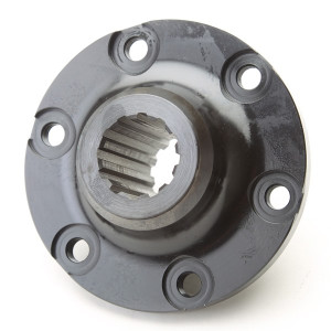 Jamar Performance 6 Bolt Chromoly Hub For Short Axle Rear Disc Brakes