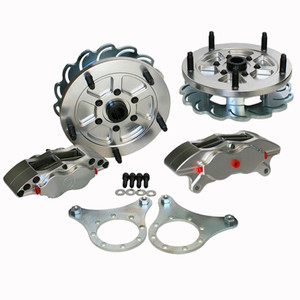 Jamar Vw Short Axle Rear Disc Brake Kit With 4 Piston Caliper