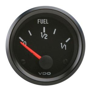 """VDO Cockpit Series 2-1/16"""" Fuel Level Gauge 301020"""