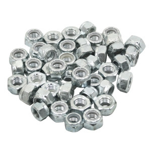Trans-Axle Nylock Nut Set
