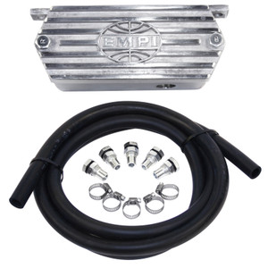 Empi 8544 Engine Oil Breather Box Kit For Vw Air-cooled Engine