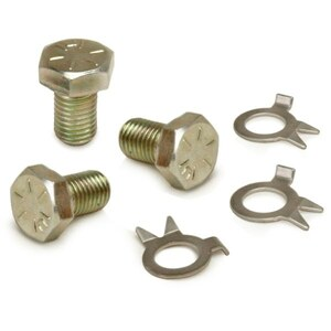 Racing Cam Gear Bolts With Lock Tabs For Vw Air-cooled Engines