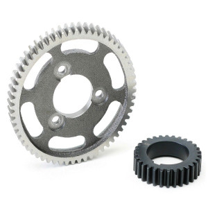Straight Cut Bolt On Cam Gear Set With Bolts, For Vw Air-cooled Engines