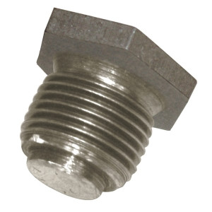 Dual Oil Pressure Relief Hex Head Plugs For Vw Engines 1970-1979