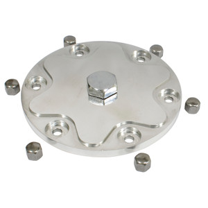 Billet Aluminum Vw Bug Oil Sump Plate
