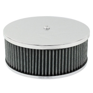 Chrome Round Air Cleaner For Classic Vw Air-cooled Volkswagens