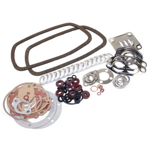 Vw Engine Gasket Kit For 1600cc And Up Air-cooled Engines Without Main