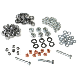 Engine Hardware Nut Kit 10mm Head Nuts