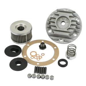 Mini Oil Sump With Hi-Flo Filter For Air-cooled Vw Engine
