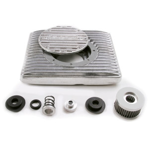 Thin Line Aluminum Oil Sump With Filter For Vw Air-cooled Engines