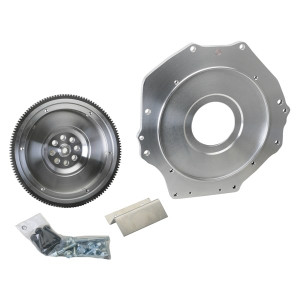 Honda Engine Adapter Kit 3.0-3.6 Engine To Vw 002 Bus - 200mm Clutch