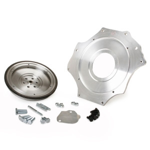 Chevy Engine Adapter Kit 2.2 Eco Engine To Mendeola - 200mm Clutch