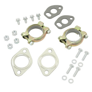 Muffler And Header Clamp Kit For Vw Air-cooled Engines