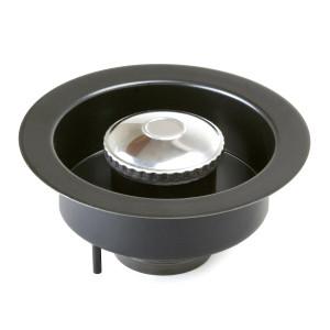 """Steel Remote Gas Cap & Filler Neck / Fits 3"""" Fuel Hose & Tubes"""