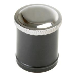 """Steel Remote Gas Cap & Filler Neck / Fits 2-1/4"""" Tubes & Fuel Hose"""