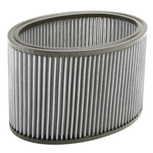 """Oval Air Cleaner/Filter Element - Gauze Material 5-1/2"""" X 9"""" X 6"""""""