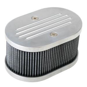 "Aluminum Air Cleaner For IDF Weber / Empi HPMX 4-1/2"" X 7"" X 3-1/2"""
