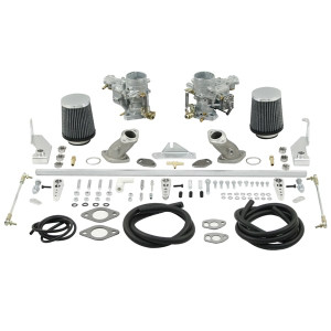 Weber Dual 34 ICT Carburetor Kit Vw Type 1 Air-cooled Single Port