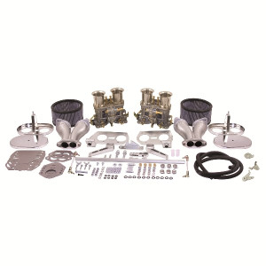 Weber Dual 44 IDF Carburetor Kit Vw Type 1 Air-cooled Dual Port Engines