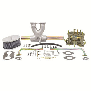 Weber Single 44 IDF Carburetor Kit Vw Type 1 Air-cooled Dual Port