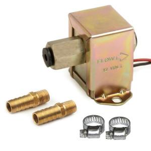 Empi 41-2604 In-Line 12V Electric Fuel Pump W//Filter 30 GPH Fuel Flow At 2-4 PSI