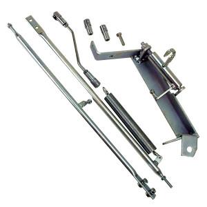 Empi Replacement Linkage Kit For Dual Solex/Kadron Carburetors