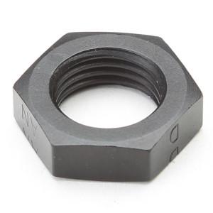 An Nut For #6 Bulk Head Adapter - Black