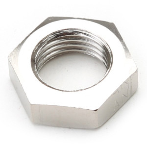 An Nut For #6 Bulk Head Adapter - Steel