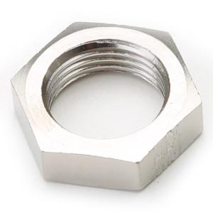 An Nut For #8 Bulk Head Adapter - Steel