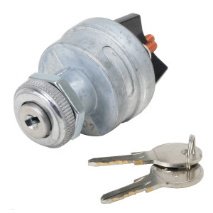Universal Heavy Duty 3 Position Keyed Ignition Switch