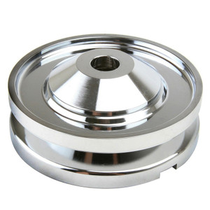 Polished Billet Generator/Alternator Pulley For Air-cooled Vw Engines