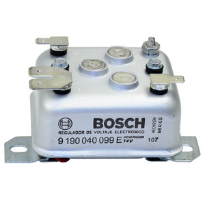 Bosch 12 Volt Regulator For Classic Air-cooled Volkswagen With Generator