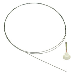 Hood Release Cable To 1968 White