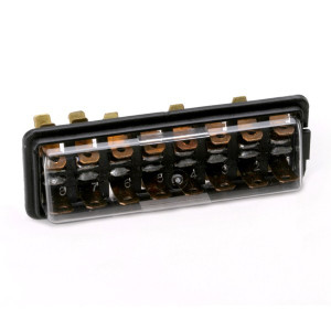 8 Pole Fuse Box 1961-1966 Volkswagen Bug / Beetle