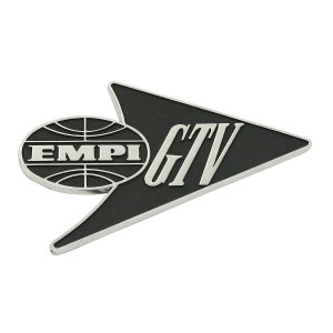 Empi Gtv Die Cast Logo