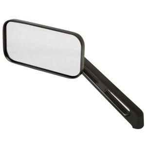 Manx Buggy Black Sideview Rectangular Mirror