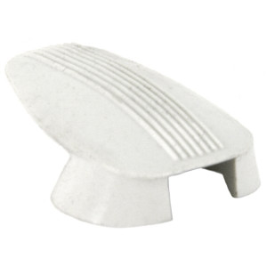 White Coat Hook For Vw Bug 1961-1967