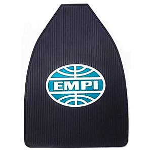 Vw Bug Front Rubber Floor Mats With Blue Empi Logo