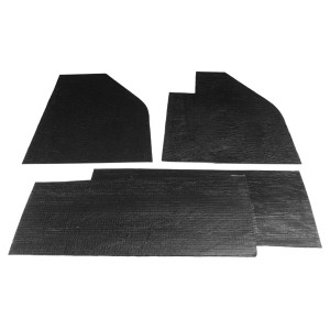 4 Piece Floor Pan Insulation