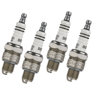 """Bosch WR8AC Spark Plug 14mm x 1/2"""" Reach, Sold As Set Of 4"""