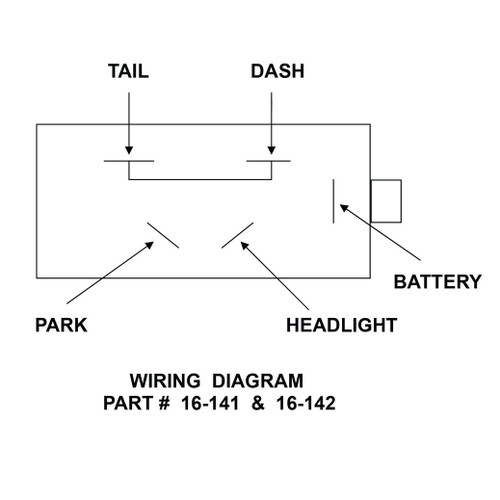 K4 Universal Off-On-On Headlight Switch With Dimmer 12V 20Amp 16-142 on fog light relay wiring diagram, headlight switch replacement, brake light wiring diagram, 2004 ford crown victoria headlight wiring diagram, alternator wiring diagram, headlight plug wiring, headlight relay wiring diagram, 2000 jeep cherokee headlight wiring diagram, 3 wire dimmer switch diagram, turn signal flasher wiring diagram, 3 wire headlight wiring diagram, vw bug turn signal wiring diagram, radio shack rheostat diagram, power window relay wiring diagram, dimmer switch installation diagram, headlight bulb wiring diagram, fuse wiring diagram, turn signal light wiring diagram, driving light relay wiring diagram, peterbilt headlight wiring diagram,
