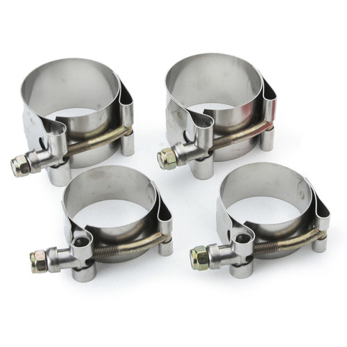 Empi 9692 Vw Bug Deluxe Sway Bar Clamps Only, Set Of 4 Link Pin Or Ball Joint