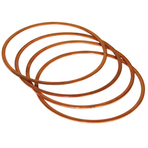 Empi 16-9530 Vw Copper Head Gaskets 90.5 & 92mm Pistons .050 Thick Set Of 4
